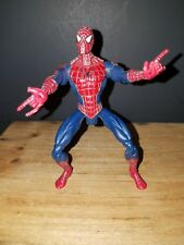 "MARVEL COMICS SPIDERMAN SPIDER-MAN 2006 HASBRO SPIDERMAN 3 MOVIE 5"" FIGURE"
