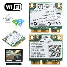 2.4/5G 300M WiFi Bluetooth 4.0 Wireless Half Mini PCI-E Card For Intel 6235ANHMW