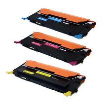3PK CLT-C407S/M407S /Y407S Toner Cartridges For Samsung CLP-320 CLP-325 CL
