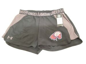 "Under Armour Running/ Track Women's 3"" Play Up Shorts 2.0 Size Medium 1292231"