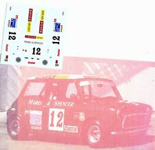 n° 11 DECALS mini dream Italia Lotus ad acqua scala 1:43 no adesivi.