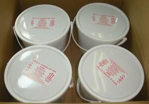 Hootman Brothers Sonnys Catfish Bait Blood 45 oz. Tub Pack of 4 2522
