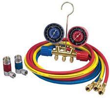 R134a Brass Manifold Hose Kit ROB-45111 Brand New!