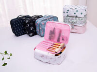 Multifunction Cosmetic Bag Makeup Case Box Pouch Toiletry Organizer Travel 2018
