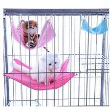 Hammock Pet Hamster Rat Parrot Ferret Hamster Hanging Cushion House Cage Mp