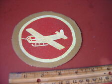 WWII US ARMY GLIDER ARTILLERY  JACKET  PATCH