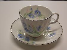 """ROYAL ADDERLEY"" FINE BONE CHINA TEA CUP & SAUCER! ""BLUE MIST"" PERFECT!"