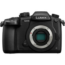 New Panasonic Lumix DC-GH5 Micro Four Thirds Digital Camera - 3 Year Warranty