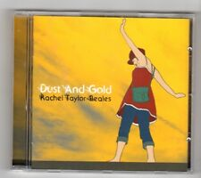 (HX814) Rachel Taylor-Beales, Dust And Gold - 2010 New Not Sealed CD