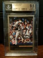 2000 Topps Limited Edition Derek Jeter Yankees Baseball Card #15  BGS 9.5 Pop 1