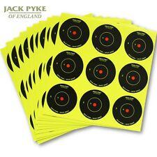 """JACK PYKE SPOT SHOT TARGETS 2"""" ADHESIVE AIR RIFLE BB SHOOTING PRACTICE PELLET"""