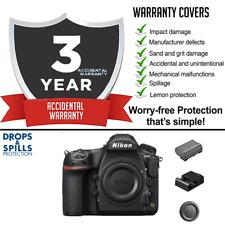 Nikon D850 Digital Camera Body w/ 3 Year Accidental Warranty