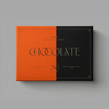MAX CHANGMIN TVXQ - Chocolate [Orange+Gold ver. SET] 2CD+Photobook+Photocards