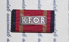 Bundeswehr Abzeichen Bandspange Ordensspange Bw Einsatzmedaille KFOR ##F1620