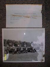 1956 RARE International Harvester Farmall Cub 130, 230, 350, 450 Tractor Photo