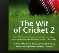 The Wit Of Cricket 2 - CD Audiobook