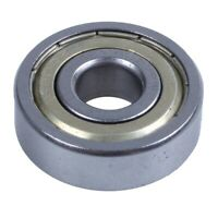 10X 6200Z 10mm x 30mm x 9mm Double Shielded Ball Bearing M2I6