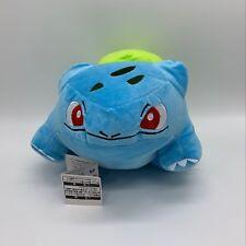 "Pokemon Bulbasaur #001 Plush Soft Toy Stuffed Animal Doll Teddy 9"" BIG!!"