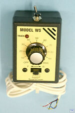 GMC-WS N/HO/OO Scale Single Track Walkabout Controller with Simulation