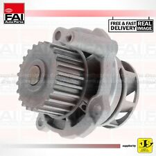 FAI WATER PUMP WP6127 FITS AUDI A3 A4 A6 SEAT ALTEA LEON OCTAVIA VW 1.6 1.8 2.0