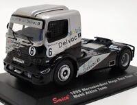Saico 1/50 Scale Model Truck IR002 - 1999 Mercedes Benz Atego Race Truck