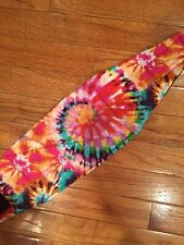 Male dog diaper-belly band-wrap-britches-quilted- TIE DYE by angelpuppi