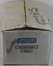 Uticor PMD150 2 LIne Display 150-115N2L16EX Operator Interface