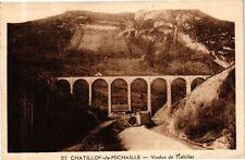 CPA  Chatillon-de-Michaille - Viaduc de Trébillet (244309)