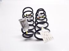 NEW GENUINE FIAT 500L PAIR OF REAR COILS SPRINGS 2X SPRING 51936535