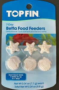 TOPFIN Betta Food Feeders