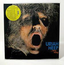 URIAH HEEP ...Very 'Eavy Very 'Umble... 180-gram VINYL LP SEALED Earmark 2003