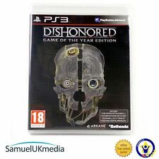 Dishonored: Game of the Year Edition (PS3) **GREAT CONDITION!!**