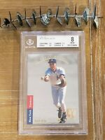 🔥 1993 SP DEREK JETER FOIL #279 BGS 8 w/ GEM MINT 9.5 + RARE 9 SURFACE = PSA 🔥