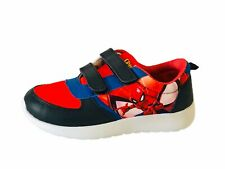 Marvel Spiderman Sports Trainers Character Boys Sneakers Shoes