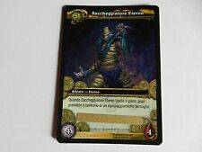WORLD OF WARCRAFT WOW TCG  ETHEREAL PLUNDERER  LOOT CARD UNSCRATCHED