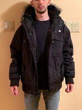 North Face Mens Medium Gotham Jacket Waterproof Authentic