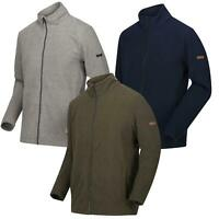Regatta Mens Esdras Full Zip Honeycomb Fleece Everyday Jacket
