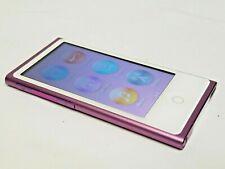 Apple iPod Nano A1446a MD479LL 7th Gen 16GB Pink Free S&H