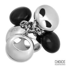 CHOICE by Chimento Ring AIR Made in Italy Stainless Steel 6.5 US RP:$120.00
