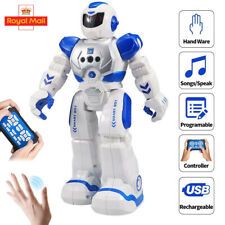 Kids Walking Around Robot Warrior Toy With Light Music And Shooting Bullet