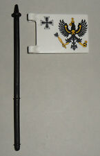 22901, 1x Fahne, Banner, Flagge, Feldzeichen, Preussen, selten