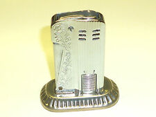 VINTAGE AUTOMATIC TABLE SQUEEZE LIGHTER - TISCHFEUERZEUG -MADE IN OCCUPIED JAPAN