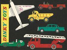 GIOCATTOLI - Catalogo Dinky Toys 1961 (eng) - DVD