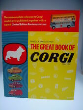 "gsTOP GSBÜ ""THE GREAT BOOK OF CORGI  LIM. EDITION"" + LONDON ROUTEMASTER BUS,NEW"