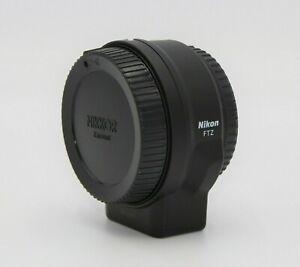 Nikon Mount Adapter FTZ.  2 Years Warranty