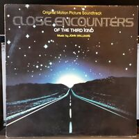 John Williams – Close Encounters Of The Third Kind, soundtrack - 1977 LP record