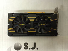 PNY NVIDIA GeForce GTX 760 OC 2GB Video Card KMGTX76N3H2FJ Tested Grade A