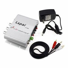 12V 200W Mini Hi-Fi Amplifier iPod MP3 Stereo Car Bike Home