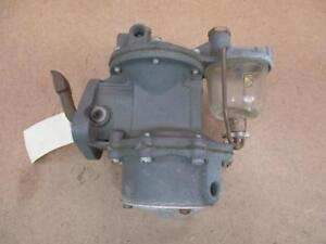 1936 37 38 Chrysler C7 C19 DeSoto S5 S3 Dual Action Fuel Pump 1523137 Rebuilt!