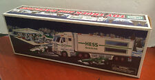 HESS Truck and Race Cars 2003, USED in ORIGINAL BOX